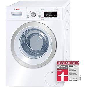 Bosch Waw28570 Serie 8 Waschmaschine Fl A 196 Kwh Jahr