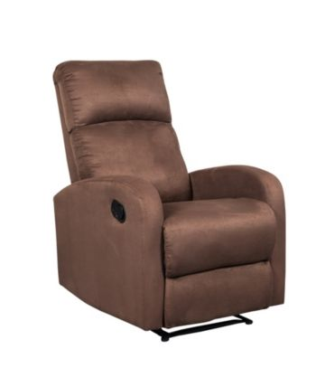 Artiva Usa Modern Home Slim Design Recliner Reviews Recliners Furniture Macy S Furniture For Small Spaces Outdoor Lounge Furniture Lounge Furniture