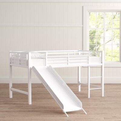 Viv Rae Whitbeck Twin Bed Bed Frame Color Gray Gris Cosas