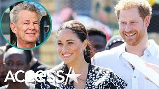 Meghan Markle And Prince Harry S Christmas Getaway To Canada Was Arranged By David Foster Nel 2020 Notizie