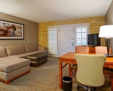 Embassy Suites By Hilton San Antonio Nw I 10 Tx Suite Living