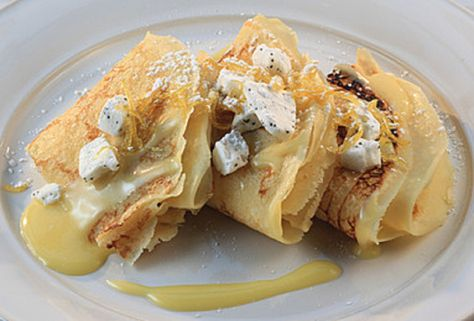 Why not start your mornings with a fluffy crepe delight #firstmall #cairo @ la gourmandise