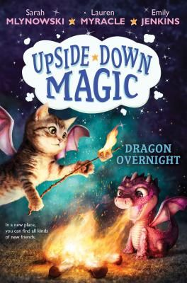 Man The 4th Book In The Upside Down Magic Series Has An Even More Epic Cover Than The Others Nory Horace Can Turn Magic For Kids Books For Tweens Magic Book