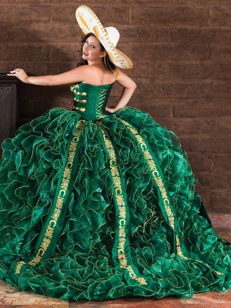 Pin De Salvador Rodriguez En Quinseañeras Vestidos Para Xv