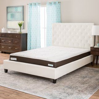 Comforpedic From Beautyrest 8 Inch Gel Memory Foam Mattress Medi
