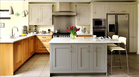 off white and light gray cabinets go so well together check out our rh pinterest com au