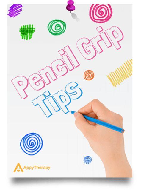 Pencil Grip Tips
