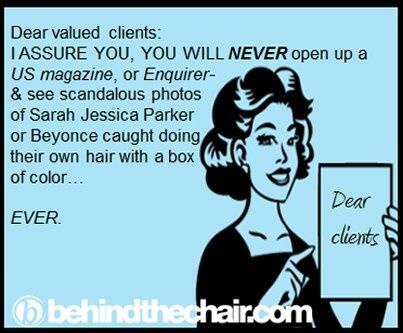 pin hair salon funny - photo #46