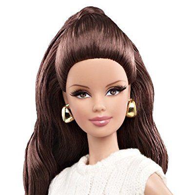 Barbie Collection X9196 Poupee Journee Shopping Brune Amazon Fr Jeux Et Jouets Barbie Mattel Barbie Barbie Style