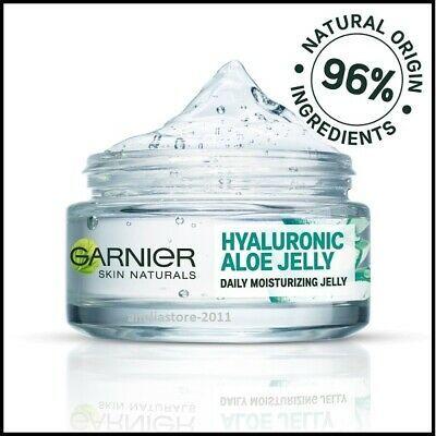 Garnier Skin Naturals Hyaluronic Aloe Jelly Daily Moisturizer Natural Skin Aloe