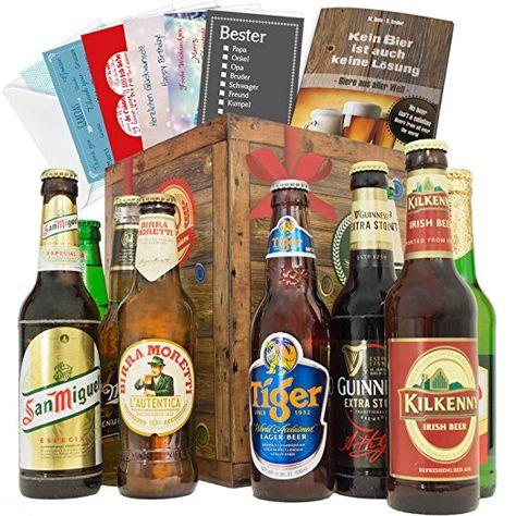 Geschenkideen fur manner bier