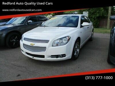 Ebay Advertisement 2008 Chevrolet Malibu Ltz 4dr Sedan W 4