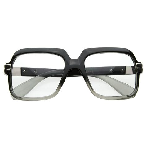 df2d1964aae1 Old School Hip Hop Style Square Vintage Square Glasses 2981 ...