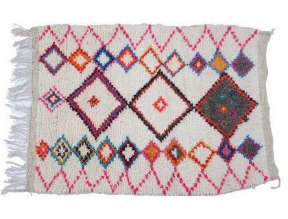 Tapis Azilal Tapis Berbere Colore Tapis Berbere Laine Tapis Berbere Graphique Aux Motifs Fuchsia Toute La Selection De Tapis Berberes T Petit Tapis Tapis