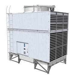 Closed Circuit Cooling Tower Home Appliances Locker Storage