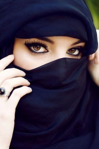 Arabe Woman Beautiful Eyes Niqab Eyes Most Beautiful Eyes