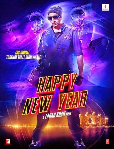 Happy New Year Movie Poster 56