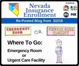 Where To Go Emergency Room Or Urgent Care Facility Emergency