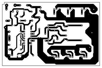 PCB-SG3525A inverter print | 1 in 2019 | Circuit, Pcb board