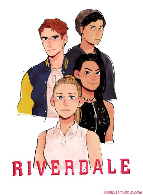 Riverdale is an American mystery drama television series. The characters are based on Archies comics. A series of events take place in a town of Riverdale. Archie, Betty, Jughead, and Veronica try to solve the mystery. Each episode of Riverdale keeps you wanting more and more. #RiverdalePosters #Riverdale #TVShows #TVShowPosters