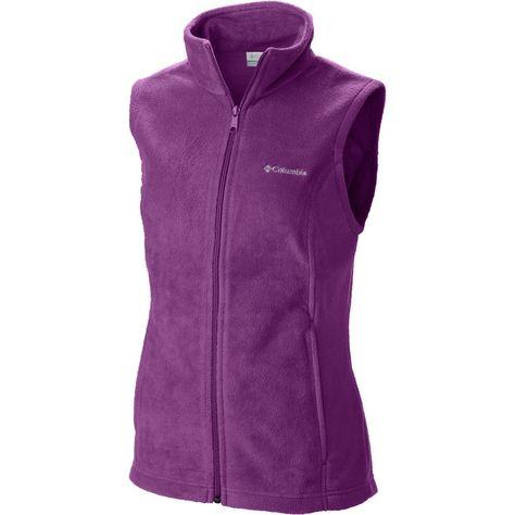 Columbia Womens Benton Springs Hooded Vest Columbia Women/'s Activewear 1622231