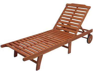 Sonnenliege Palm Springs Klappbar Kaufen Bei Obi Sonnenliege Aussenmobel Holzliege