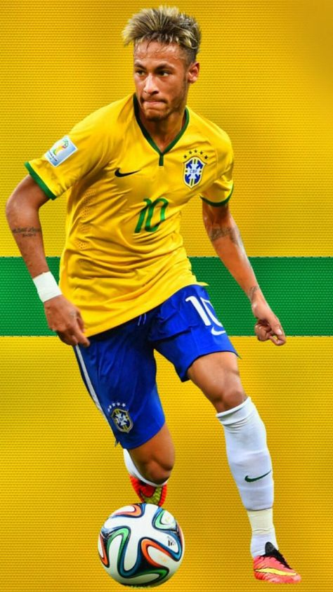 Pin Di Wallpaper Neymar