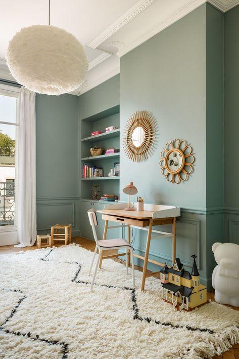 Quand les couleurs et les imprimés réinventent un appartement - Côté Maison