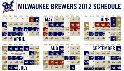 photo regarding Brewers Schedule Printable referred to as Pinterest Пинтерест