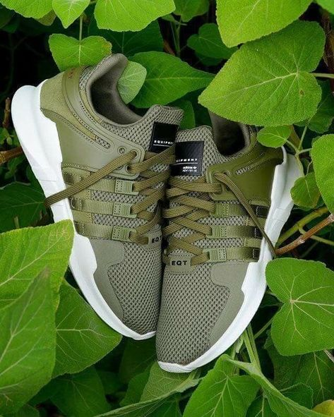 Tenis en Verde Militar | Zapatos tenis para mujer
