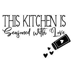 Free Svg Files Svg Png Dxf Eps Kitche Quote Kitchen Design Software Free Elegant Kitchen Design This Kitchen Is Seasoned With Love