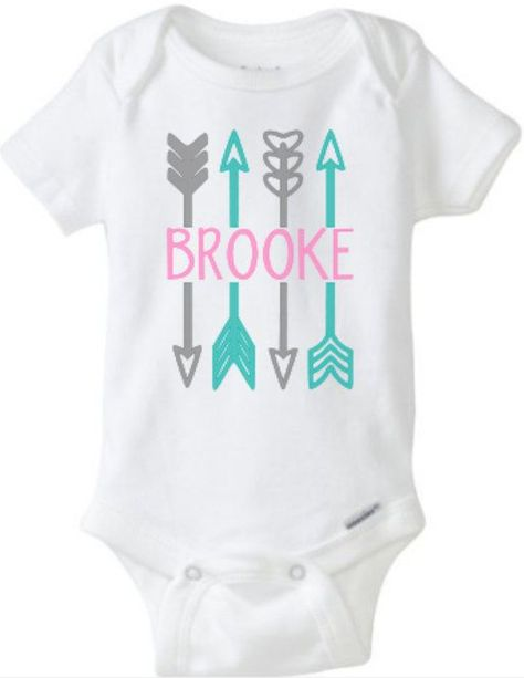 sparkle onesie follow your arrow funny onesie take home outfit baby girl Onesie\u00ae hand drawn baby clothes Onesies\u00ae\u00ae Arrow Onesie\u00ae