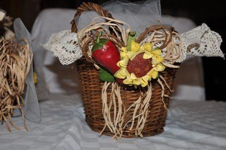 storage basket confetti