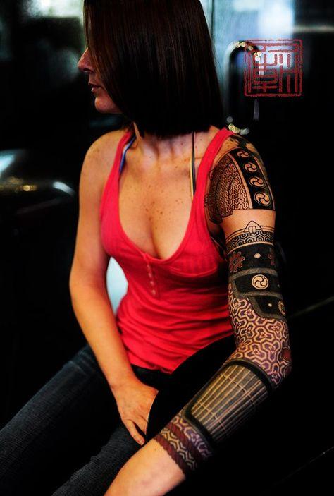 Tattoo #tatts #ink #tattoo #sleeve