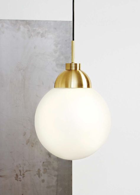 solid brass w102 lamp by david chipperfield for wastberg