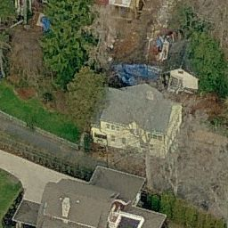 's House (Bing Maps). The drummer for the Irish rock band lives here part-time. He is the founder of which was originally known as