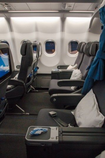 Mit Scandinavian Airlines In Premium Economy Sas Plus Nach Chicago Chicago A330 Airlines