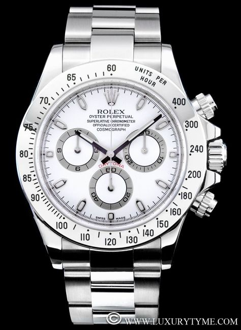Fat Hands Versions of The Rolex Daytona By: John B. Holbrook, II September 2005 A question which seems to repeatedly come up from Rolex fans interested in the Cosmograph Daytona is…