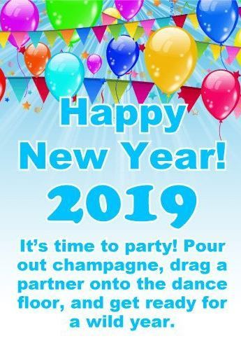 Happy New Year Whatsapp Status 2019 For Friends Family We May Be Far Apart But You Are Happy New Year 2017 Quotes Happy New Year Quotes Quotes About New Year