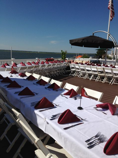 Catering Services - Fraser Catering Gourmet Take-Away: Chaine Dinner in Brigantine