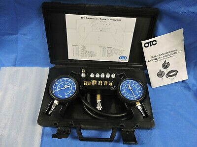 Engine Oil Pressure Tester Test Kit OTC 5610 Transmission