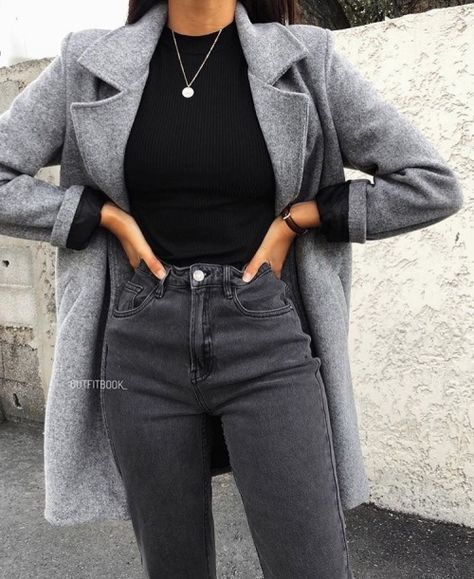 Ideas for trendy fashion outfits dresses Trendy Fall Outfits, Cute Casual Outfits, Winter Fashion Outfits, Fall Winter Outfits, Autumn Fashion, Casual Attire, Warm Outfits, Dress Casual, Simple Outfits