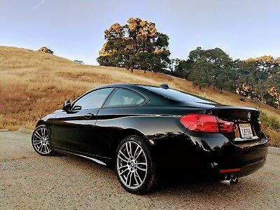 2015 Bmw 4 Series 428i 2015 428i Coupe Navigation 40k Miles Auto