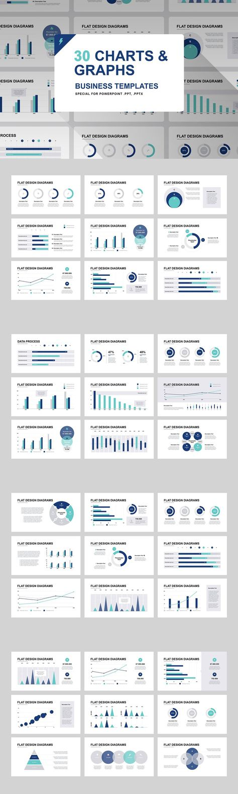 Charts and Graphs PowerPoint