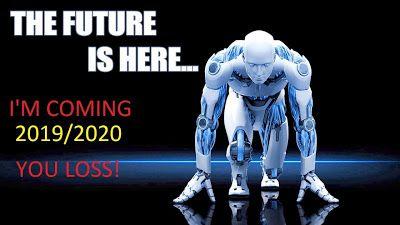 كيف تصنع روبوت آلي ذكي يمشي بالبلوتوث من الكرتون بعلبة بيبسي Humanoid Robot Future Robots Ai Robot