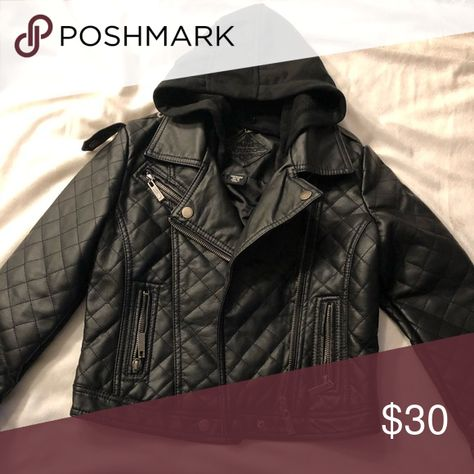 3bc7e60e3151 Kids Leather Jacket Kids Fashion - Brand NEW kids leather jacket ...