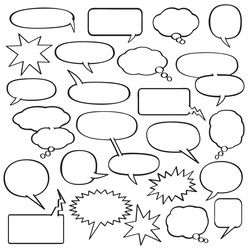 Stock Image Signs Symbols In 2020 Cartoon Template Comic Book