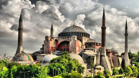 آيا صوفيا معجزة البقاء في إسطنبول وجدل لا ينتهي Hagia Sophia Travel And Tourism Places Around The World