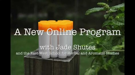 NEW! Butters, Balms and Salves Certification Program