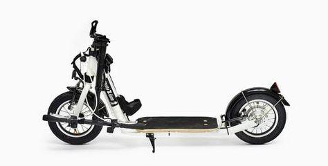 Zümaround MiniZüm Electric Push Bike